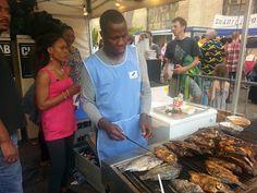 Switzerland African Music Festival Fish-Grill
