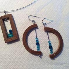 Romana Lakomá (@makola.cz) • Fotky a videa na Instagramu Washer Necklace, Drop Earrings, Instagram, Jewelry, Jewlery, Jewerly, Schmuck, Drop Earring, Jewels