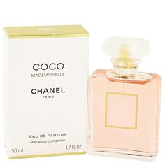 COCO Mademoiselle by_Chanel_Eau De Parfum Spray 1.7 FL OZ >>> Learn more by visiting the image link.
