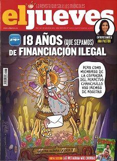 EL JUEVES  nº 1975 (1-7 abril 2015)