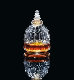 Forvil - 14 Narcisse Scent Bottle (Lalique, 1929)                                                                                                                                                                                 Plus