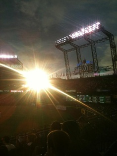 Twitter / @simplywhitney: #ILoveSafecoField @Mariners let's do this! #Mariners