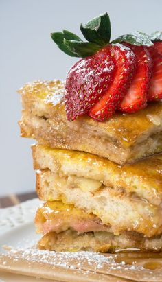 A sweet breakfast treat like French toast is a great way to start the day — but while it might be tempting to addmore sweetness, it's also a good idea to keep your health in mind. But actually, you can still get your sweet on while still getting the vitamins and other nutrients you need... View Article