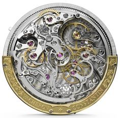 Vacheron Constantin Caliber 3500 Ultra Thin Grand Comp Chronograph - Perpetuelle