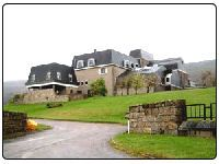 A photo of the Allt a' Bhainne Scotch Whisky Distillery in Banffshire