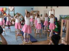 Besídka ve školce 2016  -  Pátá - YouTube Prom Dresses, Summer Dresses, Formal Dresses, Bucket Drumming, Teaching Music, Musical, Kids Fashion, Ballet Skirt, Youtube