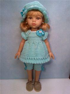 Вязалочки для любимых Паолочек - все хотят быть модными / Paola Reina, Antonio Juan и другие испанские куклы / Бэйбики. Куклы фото. Одежда для кукол