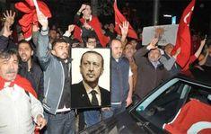 Επίδειξη δύναμης Ερντογάν μέσα στη Γερμανία – Κατεβάζει στους δρόμους 30.000 ισλαμιστές