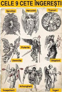 Angel Hierarchy, Blackwork, Good Wife, Orthodox Icons, Zodiac, Spirituality, Inspirational Quotes, Blessed, My Love