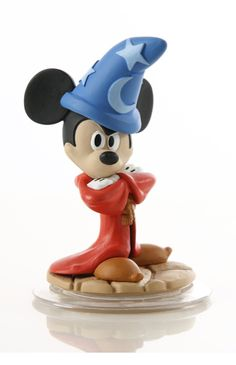 Pre-order Disney Infinity Infinite Bundle With Sorcerer Mickey Figure *lowest…
