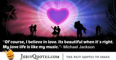 With our big collection of quotes about believe, you will find the perfect quotes for you. All believe quotes are from famous people. I Believe In Love, Life Is Like, My Love, Michael Jackson Quotes, Believe Quotes, Sharing Quotes, Perfection Quotes, Be Yourself Quotes, Famous People