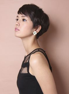 Beautiful short haircuts.