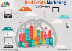 With the help of #RealEstateMarketingSoftware, you can create custom templates, track records, collaborate, and store documents for review and compliance related to the marketing. It minimizes your paperwork and increases the marketing strategies. See more @ http://bit.ly/2oATGj6 #RealERP #MarketingSoftware