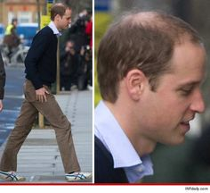 Prince William -- Already Dressing Like a Dad!