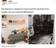 If rooms were decorated the same way, it would be boring tho