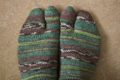 Ravelry: Geisha Split Toe Up Tabi Socks pattern by Kristbjörg Olsen