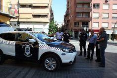 La Policía Local amplia su parque móvil con un vehículo