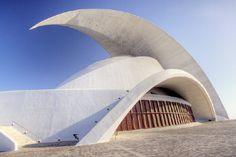 Auditorio de Tenerife, Tenerife, Spain