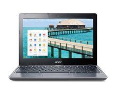 Amazon.com: Acer C720-3404 11.6-Inch Chromebook (Intel Core i3, 4 GB) Granite Gray: Computers & Accessories