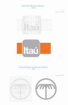 c66d0f0ad 34 Best Alexandre Wollner images | Visual identity, Branding, One design