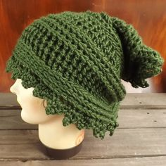 Crochet Scarf Crochet Infinity Scarf Crochet Cowl Scarf Headscarf Wrap Dark Sage Green Scarf LAUREN Crochet Scarf by strawberrycoutureby #strawberrycouture on #Etsy