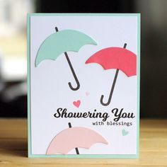 TO THE FULL: Bridal Shower Cards