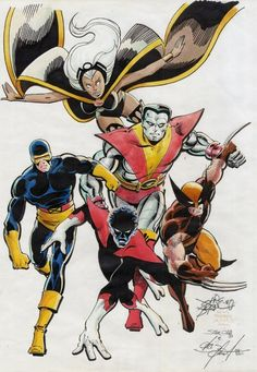 cover to amazing heroes 12