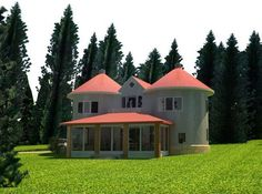 1000+ ideas about Silo House on Pinterest | Grain silo, Shed ...