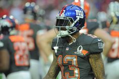 9d40f76ac The best of Odell Beckham Jr. at the Pro Bowl