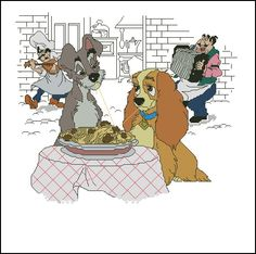 Lady & the Tramp 1 of 9
