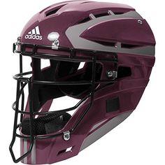 Adidas Pro Series Catcher's Helmet 2.0 . http://homerun.co.business/product/adidas-pro-series-catchers-helmet-2-0/