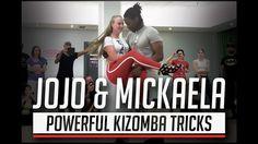 JOJO & Mickaela stage al Karga Kizomba Festival 2017