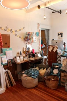 Make*Do*Mend + Drygoods Design in Seattle