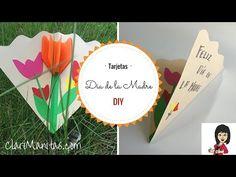 Tarjetas del Día de la madre | ClariManitas