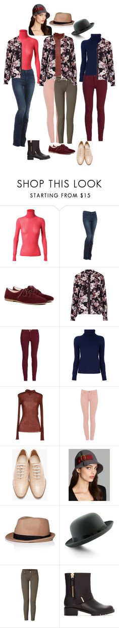 """""""floral jacket"""" by steka ❤ liked on Polyvore featuring M.Patmos, 7 For All Mankind, Sole Society, Topshop, Current/Elliott, Cruciani, Diane Von Furstenberg, Alexander Wang, Genie by Eugenia Kim and Zara"""