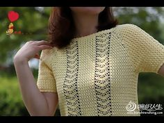 VK is the largest European social network with more than 100 million active users. Crochet Dress Girl, Crochet Blouse, Crochet Clothes, Crochet Sandals, Summer Blouses, Short Tops, Free Crochet, Crochet Tops, Crochet Patterns