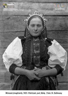 Folk Costume, Costumes, Folklore, Romania, Identity, Ethnic, Crown, Moldova, Fashion