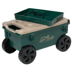 ames true temper 2466010 lawn buddy - Ames Garden Cart