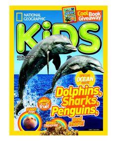 Look at this #zulilyfind! National Geographic Kids Magazine Subscription by Mailbox Must-Haves #zulilyfinds