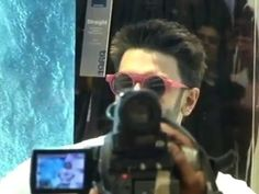 Ranveer Singh Gap First Store Launch 1