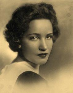 """Little Edie"" Beale (Grey Gardens), 1930s"