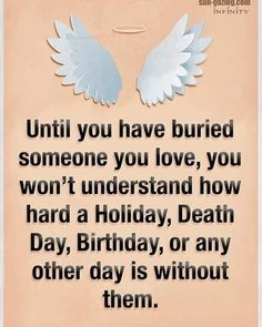 Wait until it happens to you. Miss You Daddy, Miss You Mom, Dad In Heaven, Grief Poems, Grieving Quotes, Losing A Loved One, Cancer, In Loving Memory, My Guy