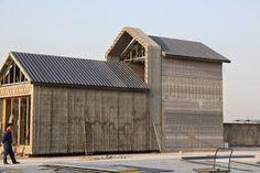 ilia estudio interiorismo: Construyen en China viviendas en 24 horas con material impreso en 3D