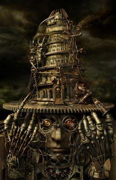 L'homme de fer au chapeau-Babel