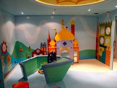Its a small world nursery! @Michelle Flynn Sherman !!!!!