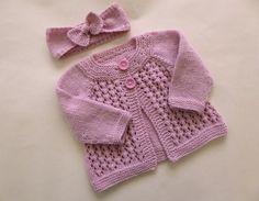 Ravelry: sofiecat's Rhapsody baby cardie