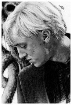 Draco Malfoy by FinAngel on DeviantArt