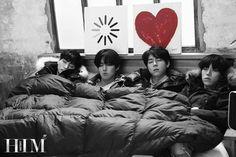 HISTORY Si Hyeong, Kyung Il, Do Kyun, and Yi Jeong