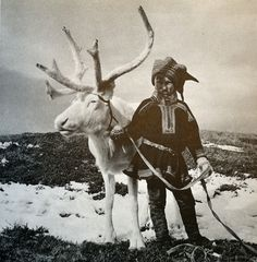 .Sami Lappland, Mongolia, Cultures Du Monde, Paperclay, People Of The World, First Nations, Old Pictures, Vintage Photos, Antique Photos