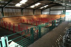 This would be cool for loose stalls like for weanlings or unruly yearlings